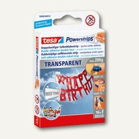 Artikelbild: Powerstrips transparent