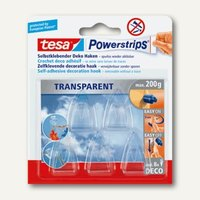 Artikelbild: Powerstrips transparent