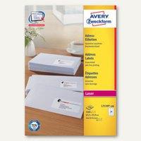 Artikelbild: Adress-Etiketten für Laserdrucker