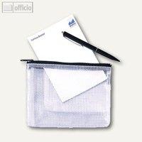 Artikelbild: Mesh Bag Reißverschlusstasche DIN A5