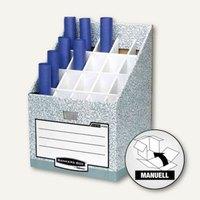 Artikelbild: Bankers Box System Roll/Stor Zeichnungsständer
