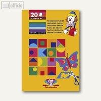 Artikelbild: Tonzeichenpapier-Block DIN A3