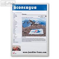 Artikelbild: Plakat-Wechselrahmen für Außenbereich DIN A4