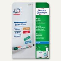 Artikelbild: Magnetschild-Etiketten für Inkjetdrucker