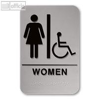Artikelbild: Piktogramm Women (behindert)