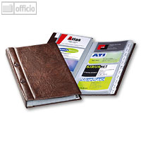 Artikelbild: Visitenkartenalbum VISIFIX 200 - für 200 Visitenkarten