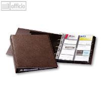 Artikelbild: Visitenkarten-Ringbuch VISIFIX für 400 Visitenkarten