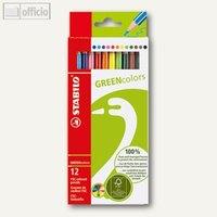 Artikelbild: Farbstifte GREENcolors aus FSC-Holz