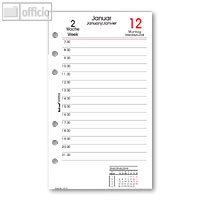 Artikelbild: Kalendereinlage