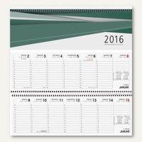 Artikelbild: Schreibtischquerkalender - 32 x 13 cm