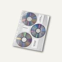 Artikelbild: CD-Hüllen zum Abheften für 3 CDs
