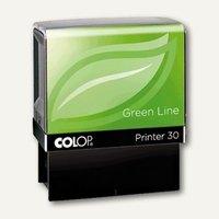 Artikelbild: Printer Firmen- und Adressstempel GREEN LINE