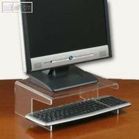 Artikelbild: Monitorständer für TFT m. Tastaturablage
