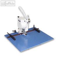 Artikelbild: Ösmaschine Piccolo-III m. Auflagetisch