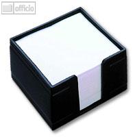 Artikelbild: Modena Zettelbox aus glattem Rindsleder