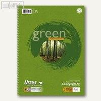 Artikelbild: Collegeblock Green DIN A4