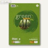 Artikelbild: Collegeblock Green A4