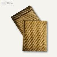 Artikelbild: Geschenk-Luftpolstertaschen Metallic 220 x 320 mm