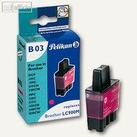 Artikelbild: Tintenpatrone B03 magenta für Brother DCP-110C kompatibel LC900M