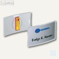 Artikelbild: Namensschild konvex mit Magnet