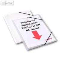 Artikelbild: Eckspannermappe mit DIN A4-Tasche