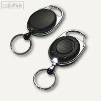 Artikelbild: Schlüsselanhänger JOJO STYLE mit LED-Licht und Schlüsselring
