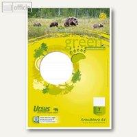 Artikelbild: Green Schulblock DIN A4