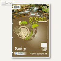 Artikelbild: Green Ringbucheinlagen