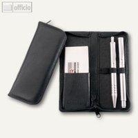 Artikelbild: Reißverschluss-Stiftetui für 3 Stifte