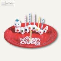 Artikelbild: Halter für Geburtstagskerzen Wurmli