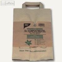 Artikelbild: Kompostbeutel mit Henkel