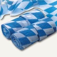 Artikelbild: Krepp-Bänder Bayrisch Blau