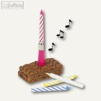 Artikelbild: Musikkerze Happy Birthday