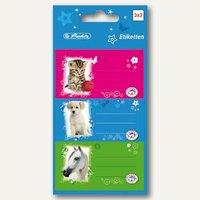 Artikelbild: Buchetiketten Pretty Pets