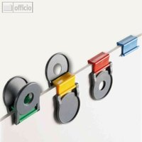 Artikelbild: Kunststoff-Foldback-Klammern BRUTUS