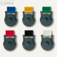 Artikelbild: Kunststoff-Foldback-Klammer MIX