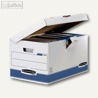 Artikelbild: Bankers Box SYSTEM Klappdeckelbox MAXI