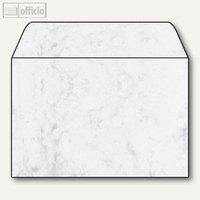 Artikelbild: Marmor-Briefumschlag C6 m. Innendruck