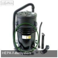 Artikelbild: HEPA-Filtersystem für Tonerstaubsauger HCTV5