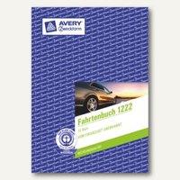 Artikelbild: Fahrtenbuch DIN A5 hoch