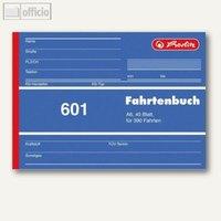 Artikelbild: Formularbuch Fahrtenbuch 601