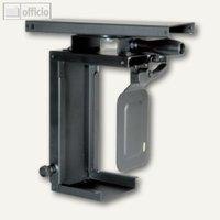 Artikelbild: Mini PC-Halter für Untertisch-Montage