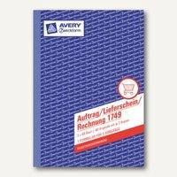 Artikelbild: Auftrag/Lieferschein/Rechnung DIN A5