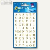 Artikelbild: Z-Design Buchstaben-Sticker