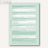 Artikelbild: Arbeitsvertrag geringfügig-/Teilzeit-Beschäftigte