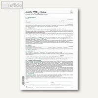 Artikelbild: Anstellungsvertrag Aushilfe