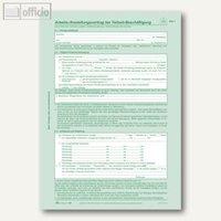 Artikelbild: Arbeitsvertrag Teilzeit-Beschäftigung