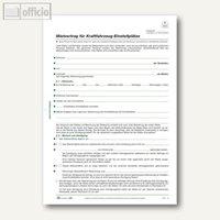 Artikelbild: Mietvertrag Kfz-Einstellplatz