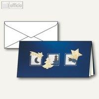 Artikelbild: Weihnachtskarten Eleganza inkl. Umschlag