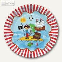 Artikelbild: Pappteller Pirate Island